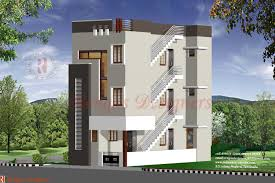 modern small house designs india modern house plans india small