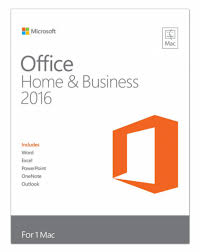 Microsoft Office 2016 For Mac Home And Business