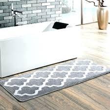 rugs for bathroom floor extra long bath mats safe vinyl rug pad hardwood