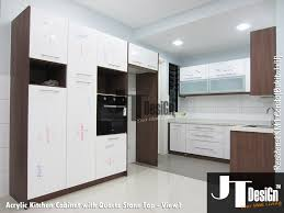 acrylic kitchen cabinet 25a