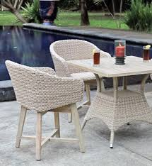 collection venice wicker with white wash teak teak outdoor furniture whole sydney australia