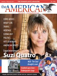 The American January-February 2017 Issue 755 by Blue Edge Publishing Ltd. -  issuu