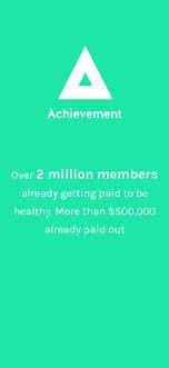 Achievement Reward Health On The App Store