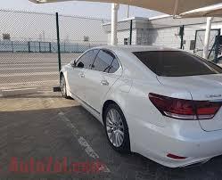 2014 Lexus Ls 460 S Gcc Al Futaim With Full Service