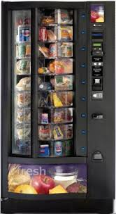 Food Vending Machines Near Me Simple Cold And Frozen Food Machine Vendor Serving Maryland Washington DC