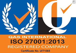 Iso Iec 27001 2013 Certification Announcement 6k Systems Inc