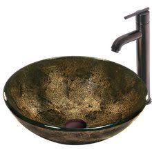 vigo vessel sinks. Check Out The Vigo VG07034 Zebra Above Counter Round Tempered Glass Vessel Sink In Multicolor | ANIMAL PRINT Pinterest Sinks, Sinks N