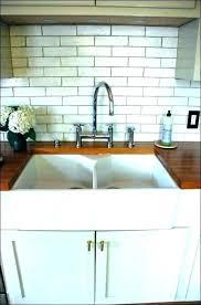 Apron Front Sink Ikea Installing  N67