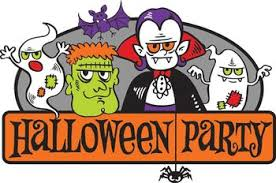 Image result for halloween party images free clip art