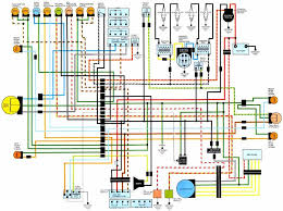 calling all gurus who ve rewired their bikes honda cb400f electrical wiring diagram jpg