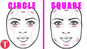 10 ways to nail your makeup for face shape you