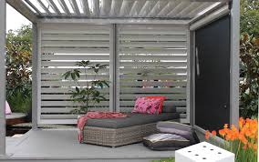 top outdoor and shades with pvc screenesh shade louvretec cafe style modern concept outdoor blinds