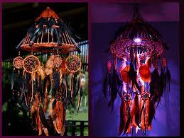 Unusual Dream Catchers Dream catcher lamp by Vision100LifeCro on DeviantArt 42