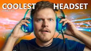 This Headset COOLS Your Ears! <b>HP Omen Mindframe</b> - YouTube