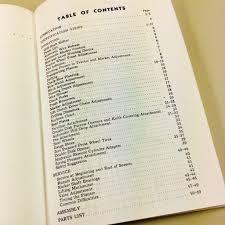 Details About Operators Parts Manuals For John Deere No 290 Planter Catalog Two Row Corn
