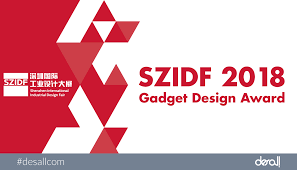 Product Design Competitions 2018 Szidf 2018 Gadget Design Award Competitions Events