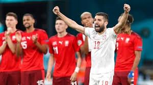 Spain beat switzerland on penalties in st. Fvmsaxurkx9fm