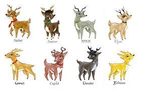 santa claus and reindeer names. How Should Santa Pair Up His Reindeer With Claus And Names OR By The Beach WordPresscom