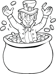 St Patricks Day Coloring St Patrick Day Coloring Sheets Free Patricks For Adults