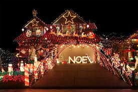 Best Holiday Light Displays Long Island Christmas Light Show Orange County Ny Pogot