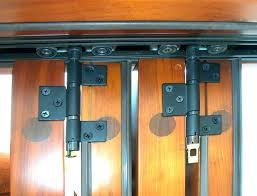 cozy bifold garage door garage door hardware ideas horizontal bifold garage door hardware
