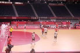 أولمبياد طوكيو 2020.. تعادل منتخب اليد أمام البرتغال 15/ 15 بالشوط الأول -  اليوم السابع