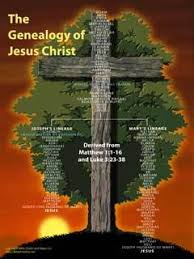 Free Genealogy Of Jesus Christ E Chart Amazing Bible