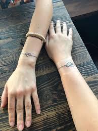 Přátelství Tetování Pro Dva