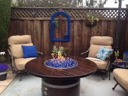 image result for wooden spool fire table diy gas fire pitgas