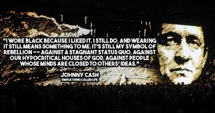 Johnny Cash Explains Why He Always Wore Black Simple Thing Called Life