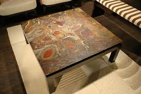 stone coffee table. Best Stone Coffee Table O