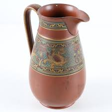 Decorative Ceramic Pitchers Decorative Ceramic Pitcher EBTH 49