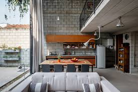 urban house furniture. View In Gallery Outside-inside-house-by-terra-e-tuma-arquitetos- Urban House Furniture M