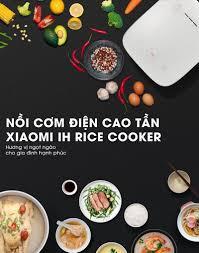 Đánh giá nồi cơm điện cao tần Xiaomi có tốt không? 7 lý do nên mua