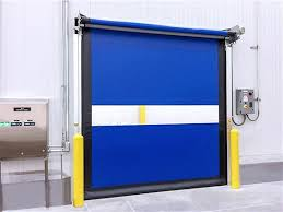interior roll up door. High Speed Interior / Exterior Fabric Roll-Up Door Roll Up