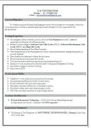 software testing resume samples qa tester resume sample sample resume for software testers tester