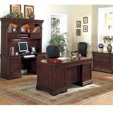 executive wood desk rue executive sk set wood executive desk set