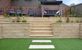Small Picture Block Retaining Wall Design How To Build A Concrete Block