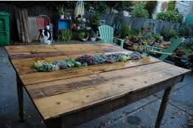 diy outdoor table. 16 DIY Outdoor Furniture Pieces Diy Table S