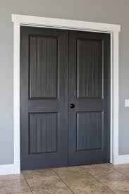 Wood Colored Paint Best Decision Everpainting All Our Interior Doors Sherwin