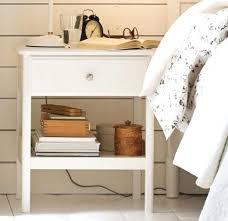 Gorgeous Tall Narrow Black Nightstand Skinny Plan White Bedroom ...
