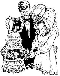 cutting the wedding cake clipart. Wonderful Clipart Free Cutting Cake Art And The Wedding Clipart W