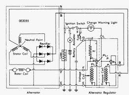repair manuals nippondenso toyota alternators 1965 73 Nd Alternator Wiring Diagram alternator generating circuit (with voltage relay) nippondenso alternator wiring diagram