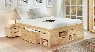 Schubkasten Doppelbett Mit Viel Stauraum Bett Oslo