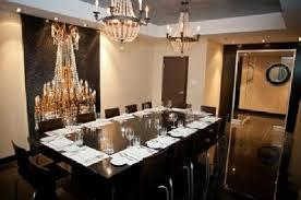 Private Dining Rooms Decoration Simple Design