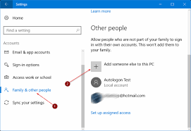 How To Make Another Account On Windows 10 How To Create A New Administrator Account In Windows 10