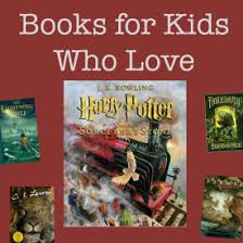 kids books like harry potter the best