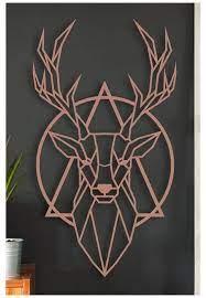 ditcowest metal wall art oh deer