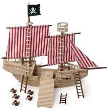big pirate ship