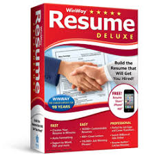 Winway Resume Deluxe Cd Review Resume Builder Series Blogaboutjobs